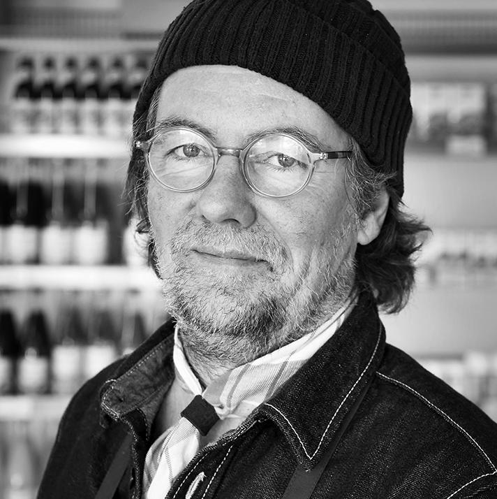 Carsten Hauge Hensberg - Købmand