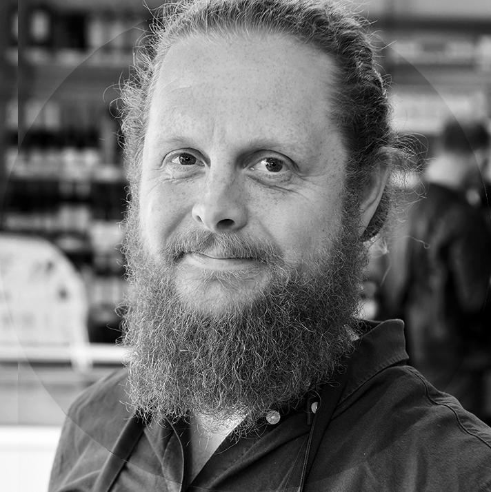 Rune Bæk Pedersen - Kommis