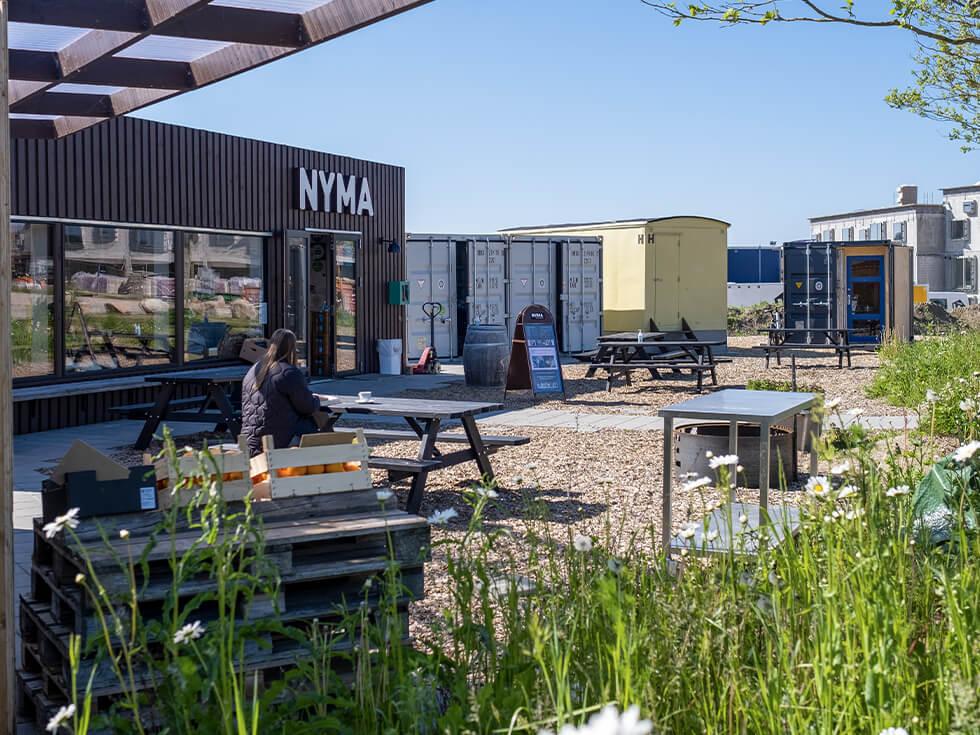 NYMA - dit lokale mødested